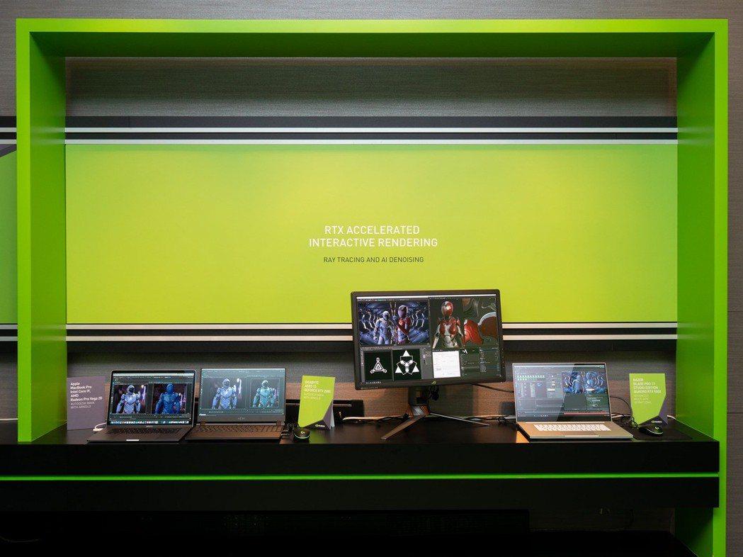 NVIDIA RTX Studio為創作者帶來更強大的效能,以縮短作品產出時間。...