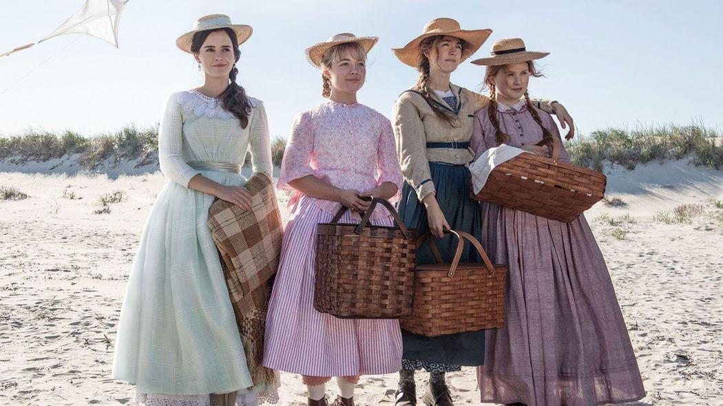 瑟夏羅南、艾瑪華森《小婦人》11張劇照曝光!神還原四姊妹美翻