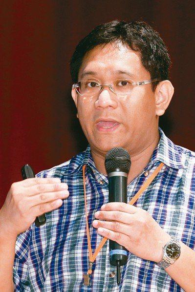 豐年社前社長汪文豪向台北市勞動局申請就業歧視申訴。 圖/聯合報系資料照片