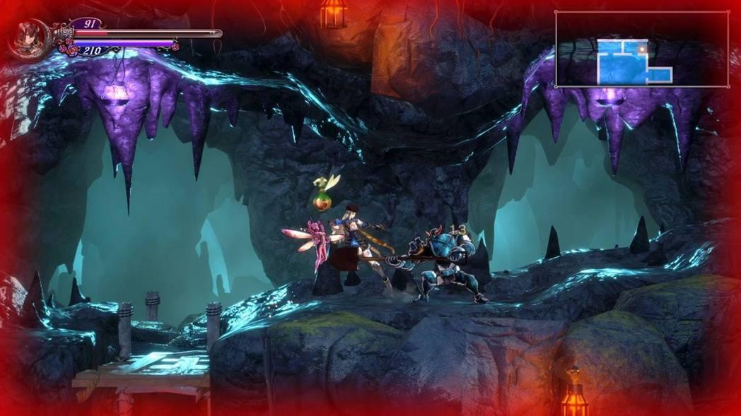 如果身上有妖精的藥水系列之道具,使魔更會在玩家瀕死時使用來為玩家回復。