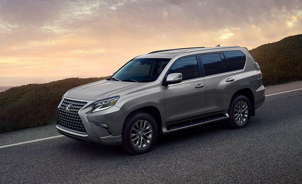 小改款Lexus GX將Lexus Safety System+安全防護系統列為...