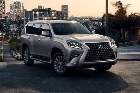 除了UX、NX、RX!臺灣沒賣的7人座Lexus GX也推出二度小改車型