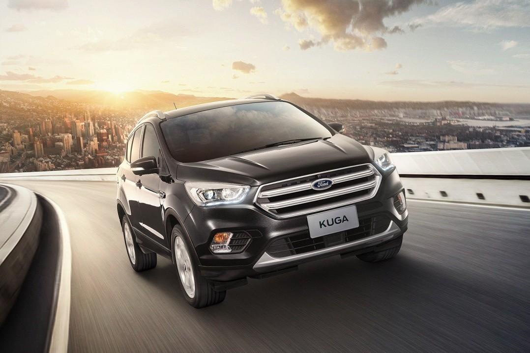 Ford Kuga EcoBoost182 CP360型登場 百萬內配備最齊全智能休旅