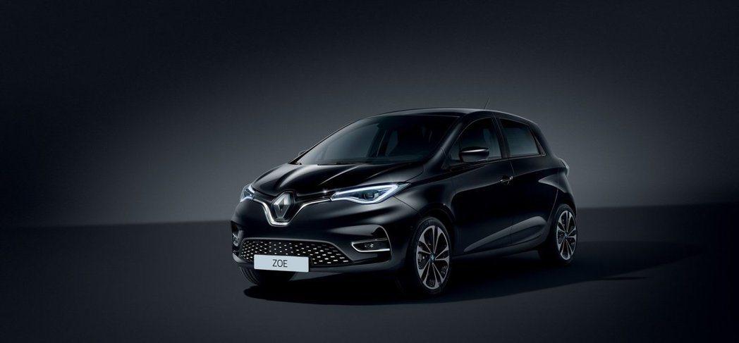 新世代Renault Zoe。 摘自Renault