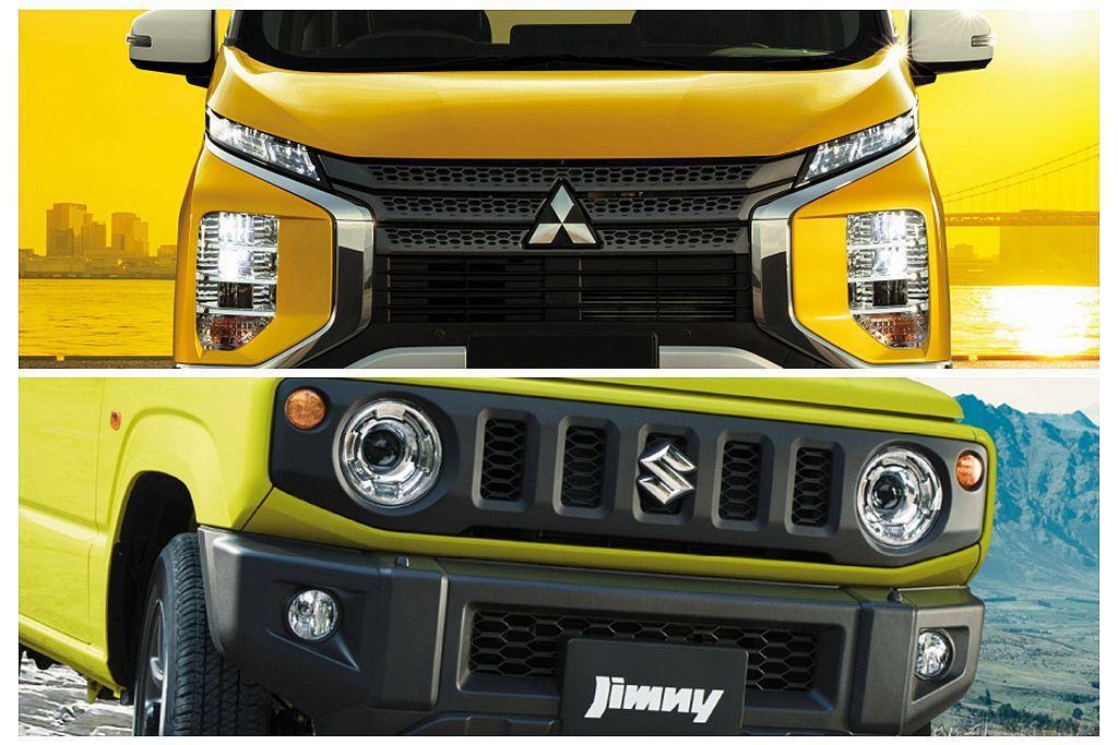 全新Suzuki Jimny全球熱賣,現在過往對手三菱Pajero Mini也傳...