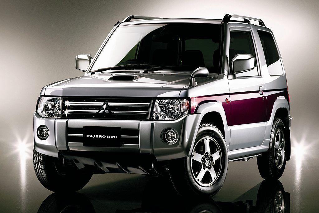 1990年至2012年時日本迷你都會越野車市場十分熱鬧,除Suzuki Jimn...