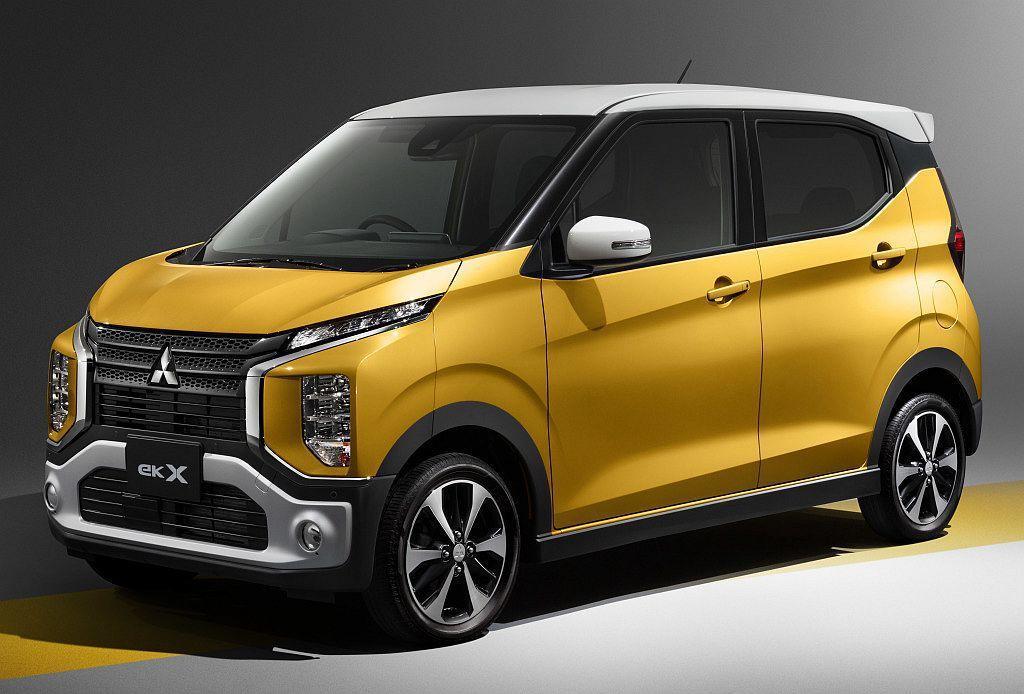 新世代三菱Pajero Mini也有望以eK系列底盤架構為基礎,加入最新「Dyn...