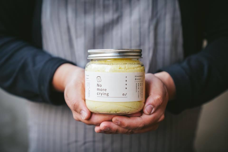 網購奶酥醬「正面奶酥」24日起快閃台北7天,吃貨們出發了。圖/正面奶酥臉書粉絲團