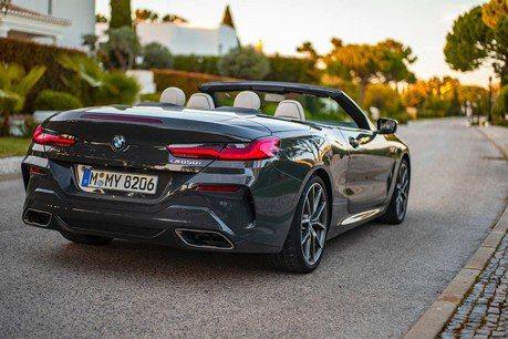影/BMW M850i Convertible賣貴了嗎?同價位對手更誘人?
