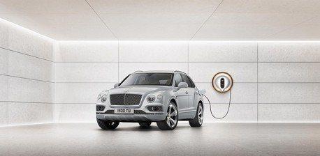 Bentley全車系將導入油電科技! 首款純電車預定2025年發表