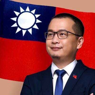 國民黨台北市議員羅智強上午在臉書貼文,「蔡英文,妳犯貪汙罪了知道嗎?」。圖/取自...