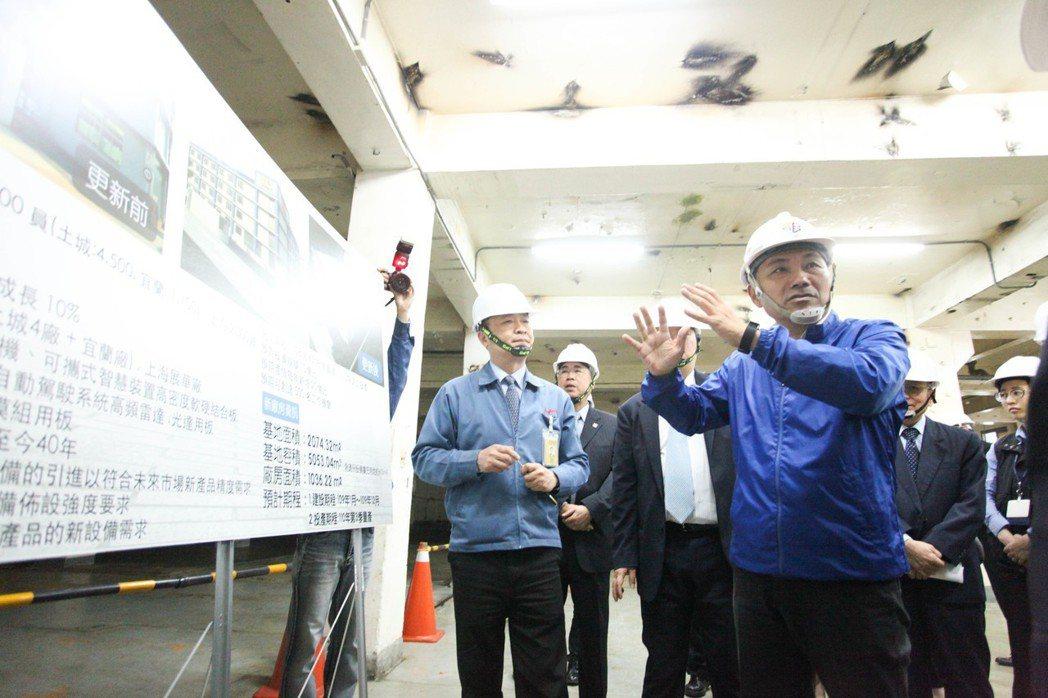 新北市長侯友宜提倡都計工業區納入立體化方案,中央將核備全台適用。圖/新北市提供
