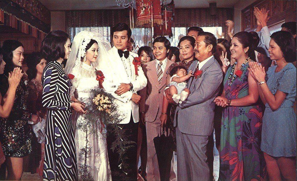 甄珍與秦祥林主演的「婚姻大事」將再次呈現觀眾眼前。圖/高雄市電影館提供