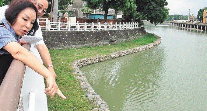高雄金獅湖。圖/聯合報系資料照片