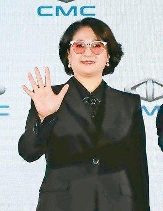 裕隆集團執行長嚴陳莉蓮昨首次主持裕隆股東會,展現親和力。 本報系資料庫