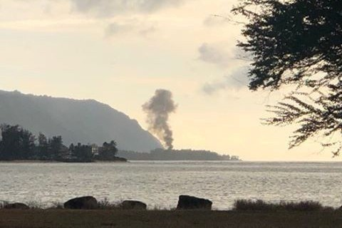 夏威夷民航機墜毀 機上9人全部喪生
