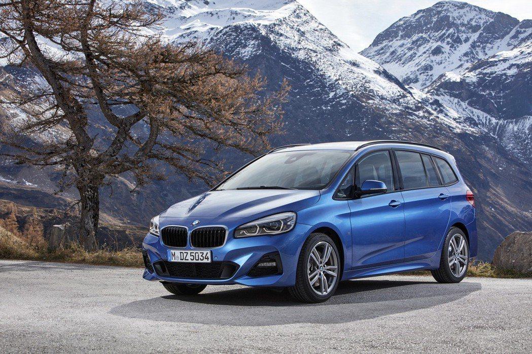 BMW 2AT與2GT在近幾年的銷量中,都有出現下滑的趨勢。 摘自BMW