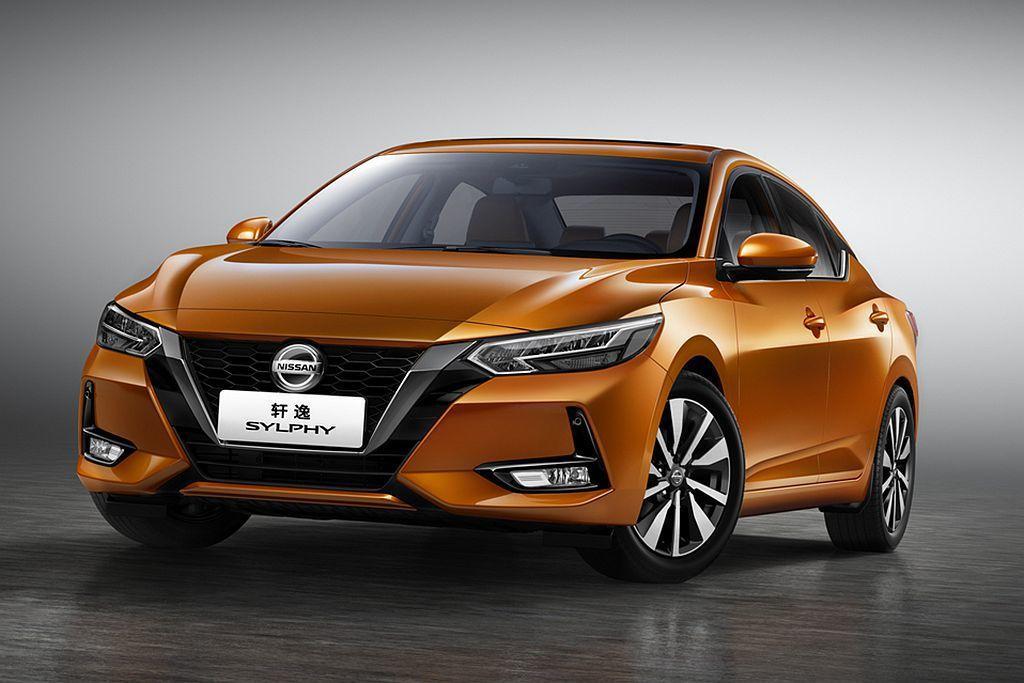 今年4月上海車展問世的新世代Nissan Sylphy房車,不僅改進空氣力學還有...