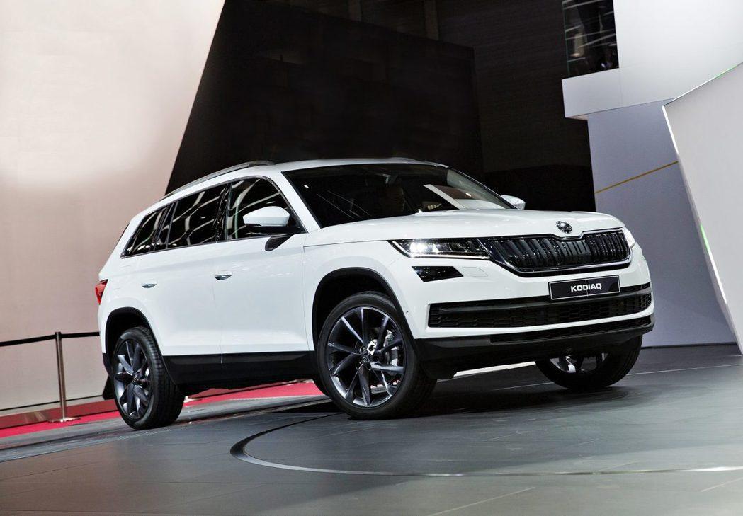 ŠKODA Kodiaq從發表至今還不到三年,原廠就已經在著手小改款車型的計畫了...