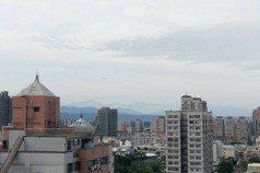 中市空汙改善了?市區民眾可肉眼遠眺玉山