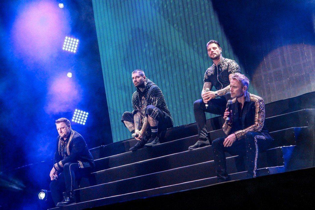 「男孩特區」一連帶來多首暢銷金曲,宣言要喚回歌迷的青春。圖/傲世娛樂提供
