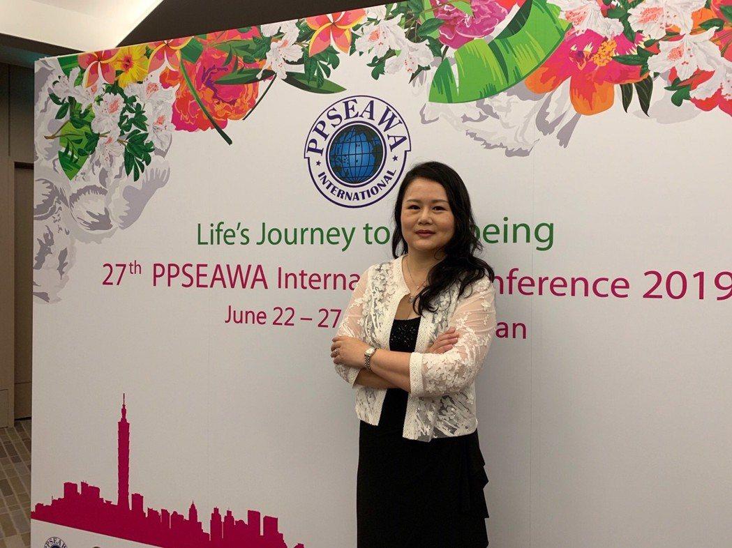 主辦單位PPSEAWA中華民國分會常務理事陳曼君指出,6月23日至6月27日年會...