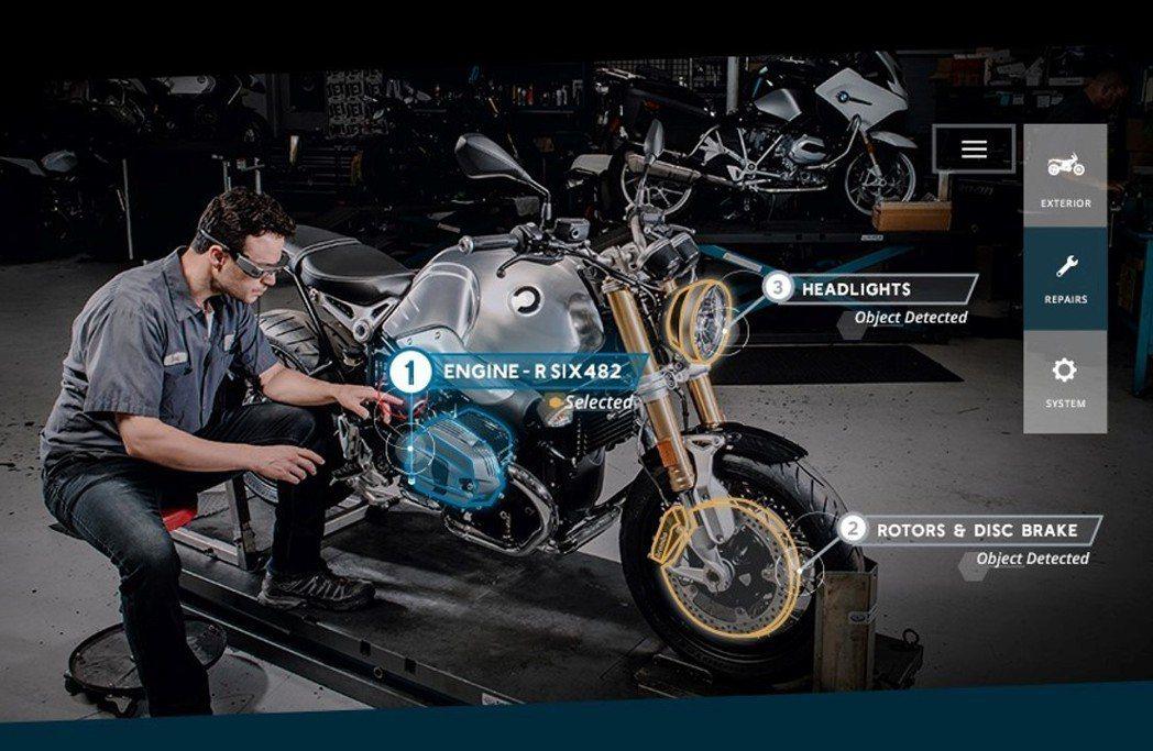 Epson提供Moverio智慧眼鏡軟體開發套件(SDK)給有志於開發AR應用的...