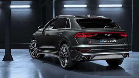 柴油V8雙渦輪引擎 旗艦性能休旅Audi SQ8霸氣登場!
