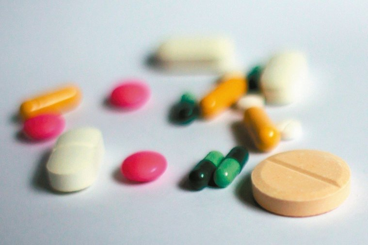 藥物示意圖。 圖/ingimage