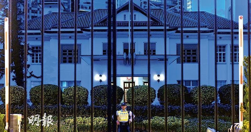 香港特首林鄭月娥連日來在禮賓府與多個界別人士見面。取自香港明報