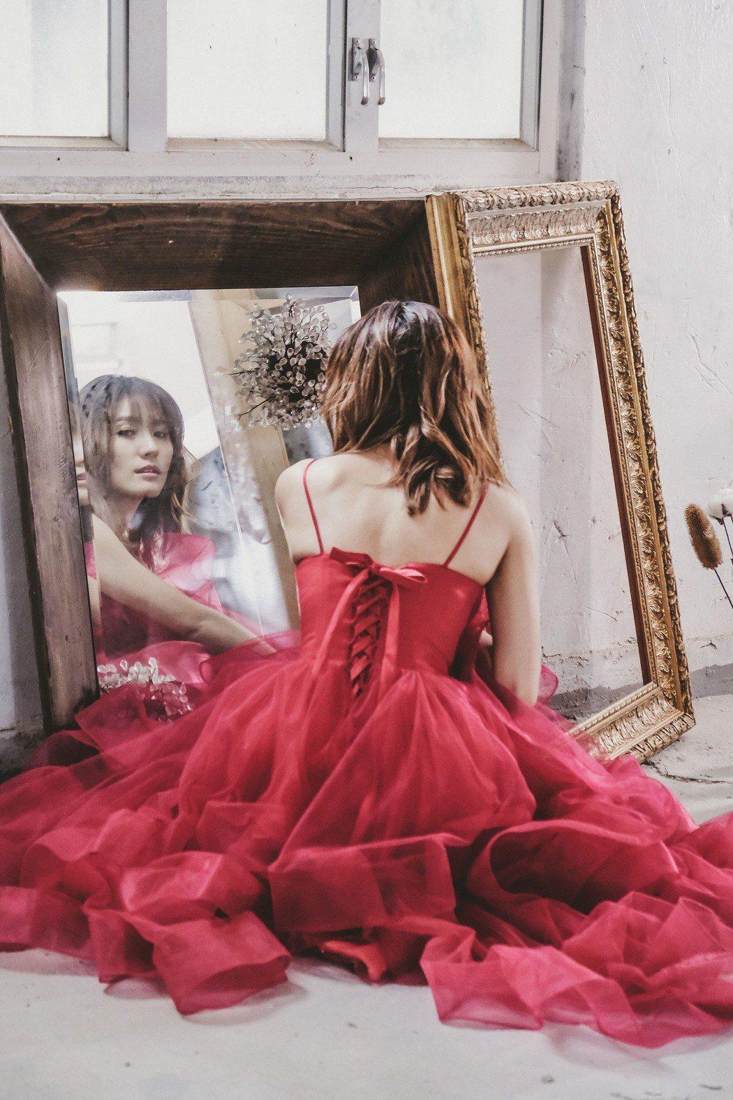 曾詠熙推出新歌「對愛說」。圖/曾詠熙提供