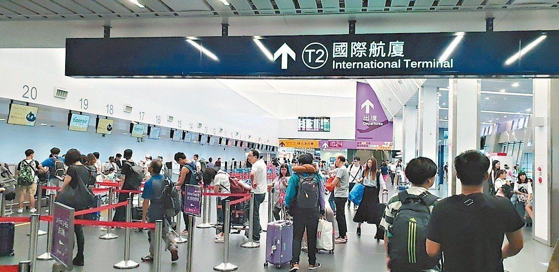 台中國際機場,有國內線和國際線,但目前是軍民航機共用跑道,地方強烈建議興建一條民...