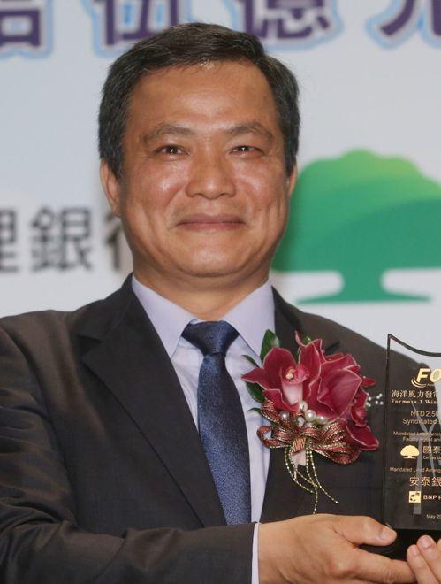 上緯投控董事長蔡朝陽。圖/聯合報系資料照片