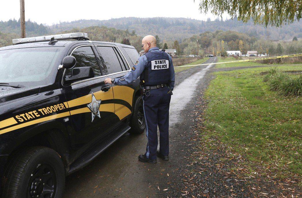 俄勒岡州州警接獲命令,要搜尋集體出走杯葛法案的共和黨籍州參議員。(美聯社)