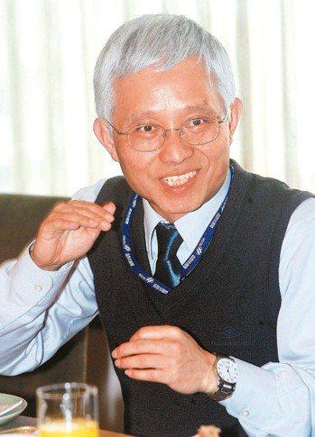 盛群總經理高國棟 (聯合報系資料庫)
