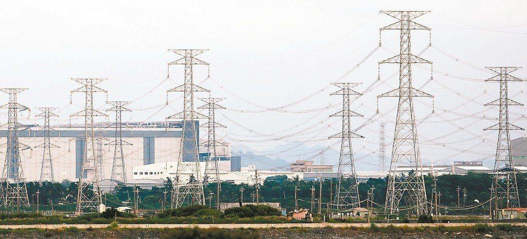 中美貿易戰將有大量台商回流,台灣面臨能源轉型,工業用電是否可滿足廠商需求還是未知...