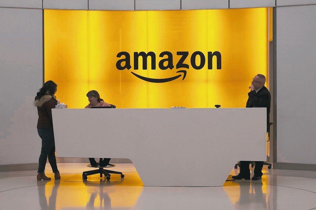 美中貿易戰持續升溫,網售巨擘亞馬遜的供應商家已愈來愈難經營。 美聯社