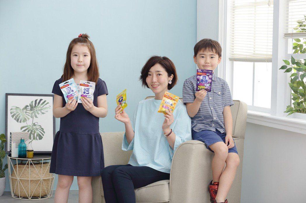 日本保健大廠推出機能性零食,7-11同步上架,民眾可供參考。小兒利撒爾/提供