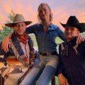 資優生超模Karlie Kloss辦牛仔婚禮派對超帥!凱蒂佩芮、奧蘭多布魯到場「見習」