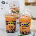 太想喝!IKEA開賣「泰式奶茶+珍珠」 滿滿甜味只要45元
