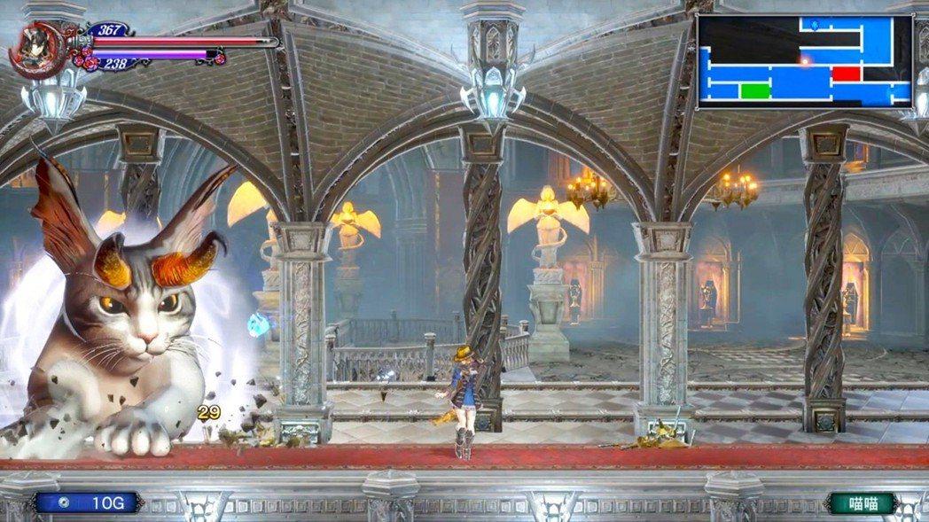 將原本的《惡魔城》系列作所持有的各種要素給保留下來,並且以新的遊戲引擎製作包裝,...