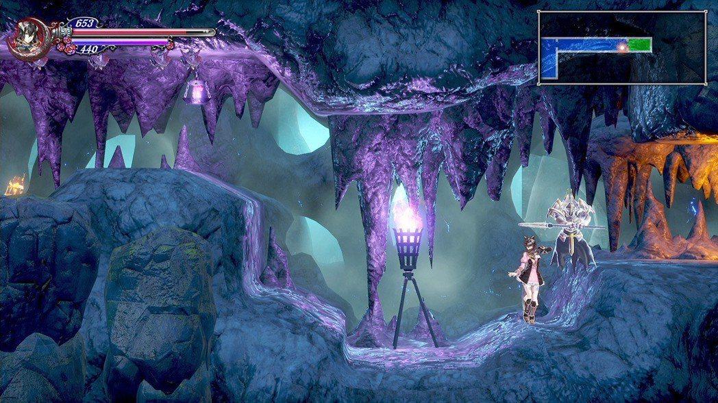 本作的光影表現實在不差,多虧有 Unreal Engine 4 的加持。