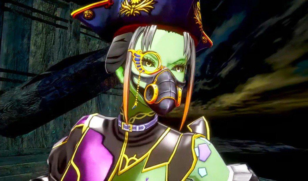 遊戲中只要滿足一些條件之後,就可以替主角開始更換造型,例如髮型、衣服的顏色、以及...
