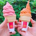 OMG!麥當勞期間限定「海鹽焦糖冰淇淋」 超酥脆焦糖表層+霜淇淋收服冰品控的心