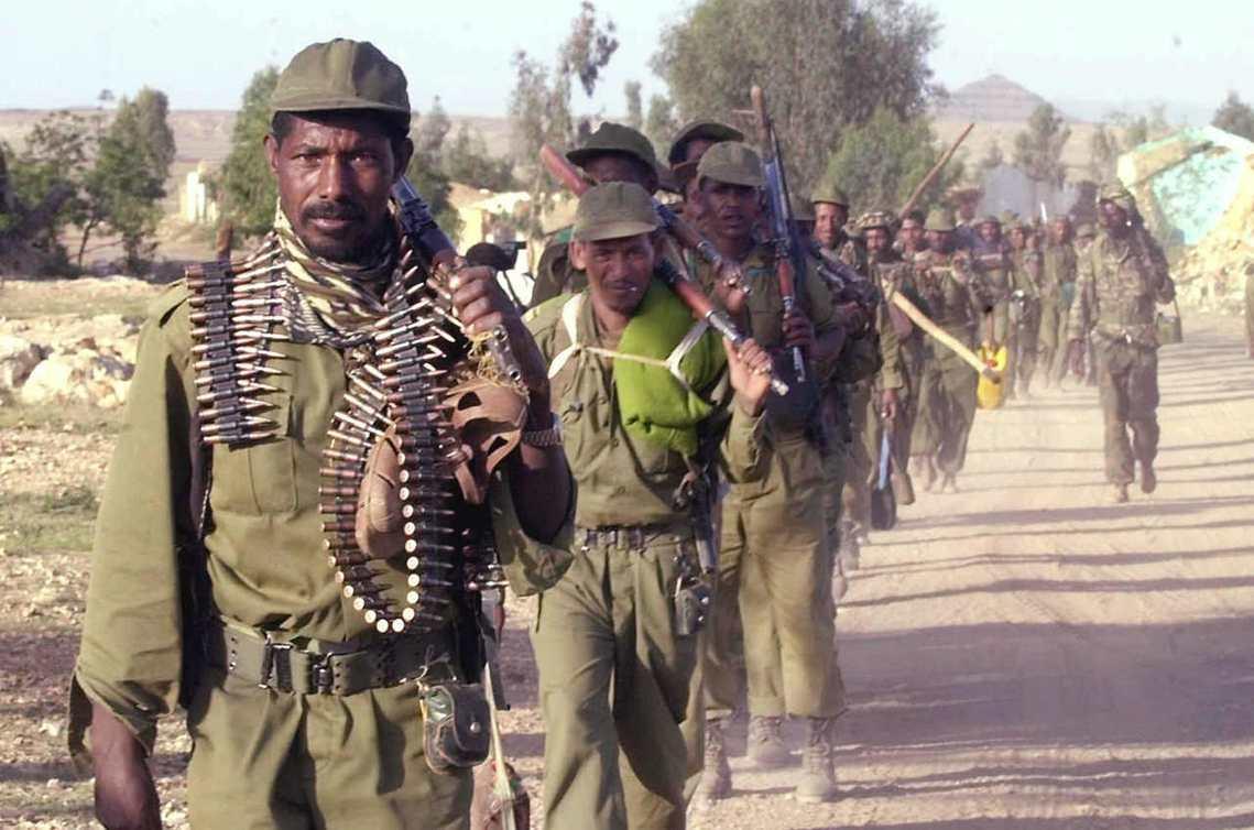 衣索比亞境內悠久且複雜的民族政治史,至今卻仍是衣索比亞紛亂不安的重要原因。圖為地...