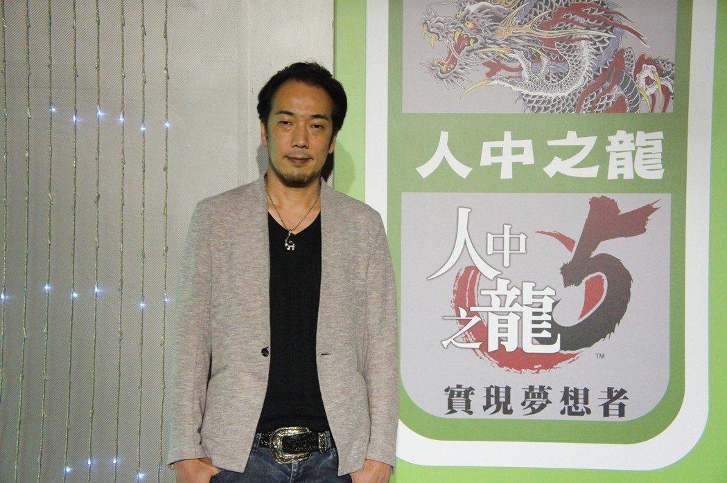 《人中之龍》系列製作人佐藤大輔