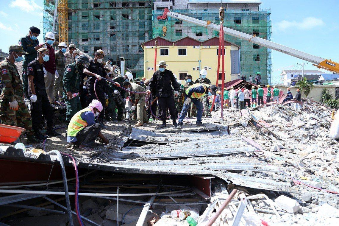 「這起悲劇是給柬埔寨的一堂慘痛教訓——從今以後,我們不會再對非法工程有任何一絲寬...
