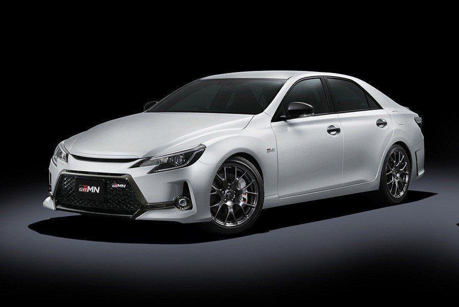 Toyota MARK X GRMN。 摘自Toyota