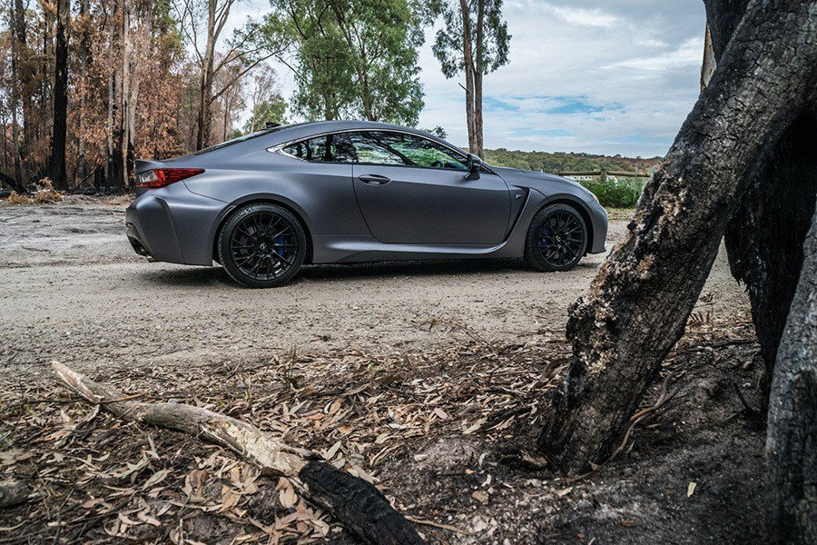 Lexus RC車系為品牌主力後驅跑車。 摘自Lexus