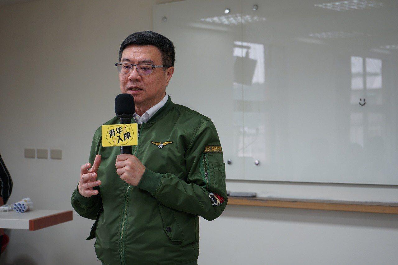 民進黨主席卓榮泰。圖/民進黨提供